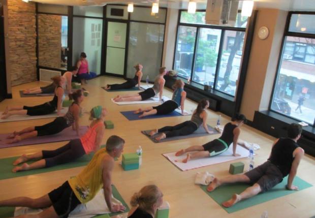 New York Yoga Hot Studio